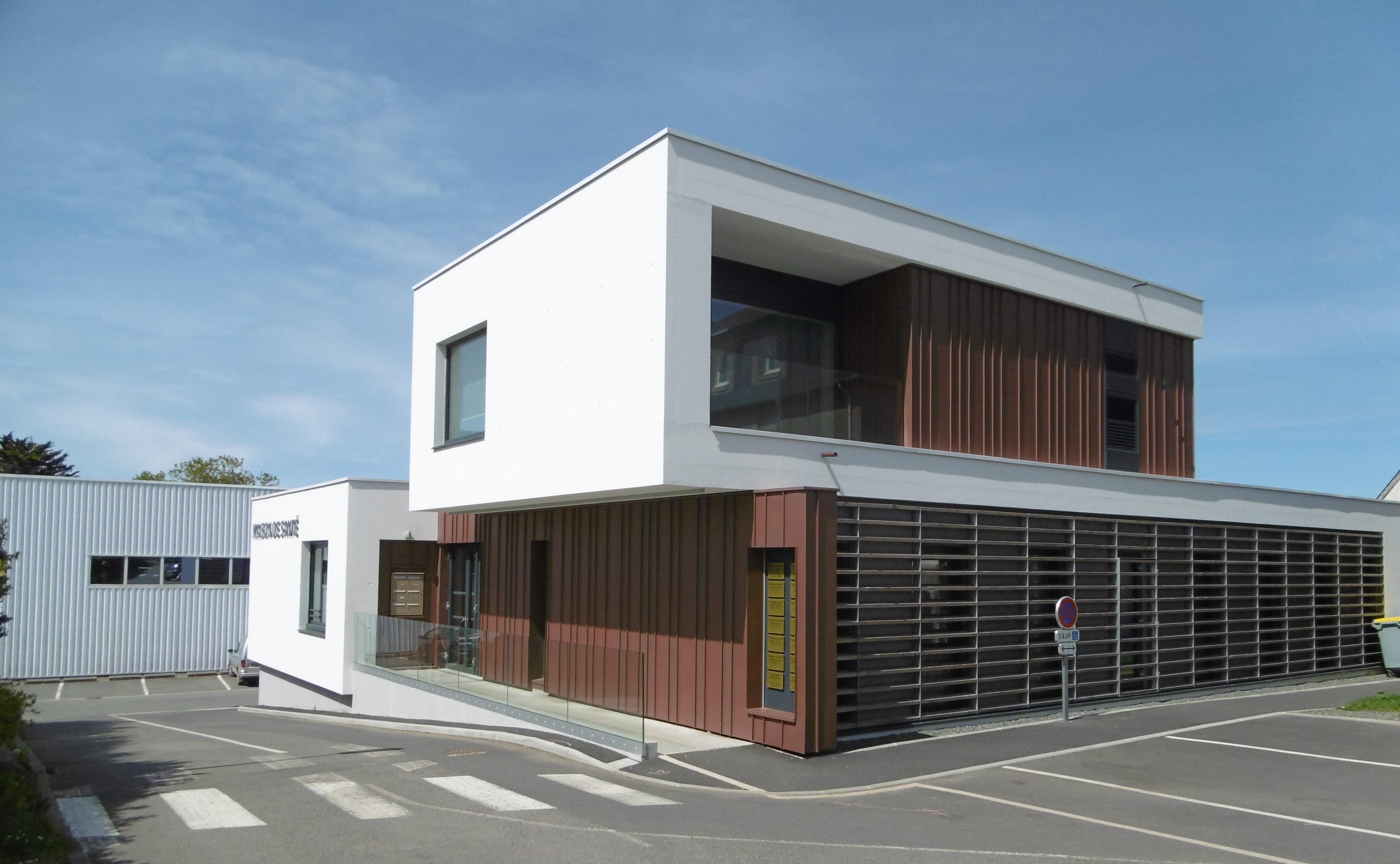 Maison de la santé - Site officiel de la ville de Trébeurden