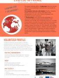 Recherche volontaire EVS/ESC