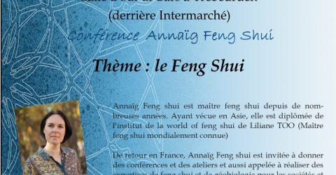 conférence Feng Shui